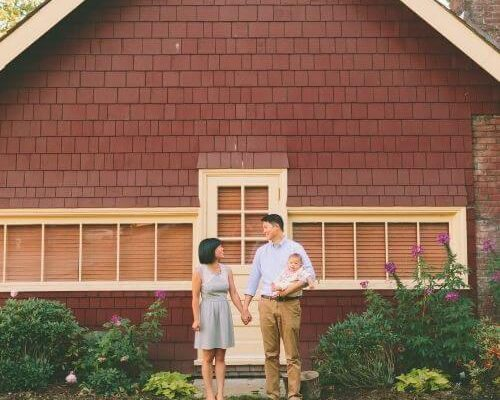 Using a lump sum to purchase a home